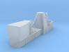 1/700 US South Dakota Superstructure 4 3d printed