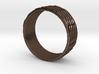 Dragonscale Ring (Men) 3d printed