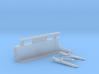 1:50 KG Blade for D8R C frame.  3d printed