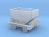 Virginia & Truckee Built Ore Car (HO Scale) 3d printed