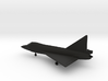 Convair TF-102 Delta Dagger 3d printed