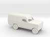 1/144 Scale Dodge Pickup Ambulance M886 3d printed
