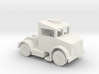 1/144 Scale Bedford Tractor 3d printed