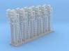Block Signal 3 Light (Qty 12) - N 160:1 Scale 3d printed