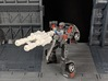 TF Combiner Wars Brake-Neck Wildrider Car Cannon 3d printed Another Combination in Robot Mode