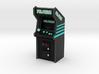 "3 3/4"" Scale Polybius Arcade Game 3d printed"