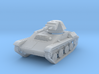 PV196D T-60 Light Tank (1/144) 3d printed