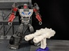 TF Combiner Wars Brake-Neck Wildrider Car Cannon 3d printed Combine with other parts to form a Gunner station