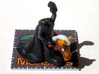 Headless Horseman 3d printed