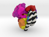 Chromatin Remodeler Nucleosome Complex 3d printed