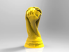FIFA World Cup Brasil 2014 Logo Cup Design 7cm 2.7 3d printed