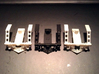 Rowa Y6B Pilots With Z & N Scale MT Couplings 3d printed New and Original Pilots