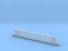 416002-01 Tamiya Rising Fighter Susp. Crossbar 3d printed
