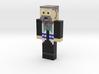 Rabbi_Super_Doper | Minecraft toy 3d printed
