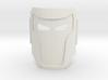 Mask of Kinetic Power - Gambit 3d printed