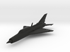 Mikoyan-Gurevich MiG-21 3d printed