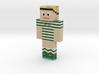 Skin zu bearbeiten | Minecraft toy 3d printed