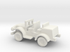 1/200 Scale Dodge Command Car 3d printed