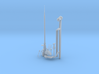 1/32 U-Boot VII C41 Conning Tower Detail KIT v1 3d printed
