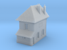 ZBay05 - Barrier Guard House left 3d printed