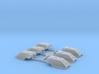 Special Ops Shoulder Pads Alfa 1 3d printed