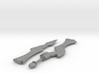 1/3rd Scale FATE- SABER NERO SWORD AESTUS EST 3d printed