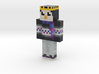 Brilliant_Craft | Minecraft toy 3d printed