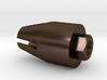PDW 57 Flash Hider (14mm- Steel) 3d printed