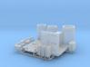 1:8 BTTF DeLorean Clare Electroseal box internals 3d printed