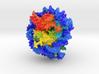 Nucleosome - 1ID3 3d printed
