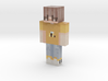 Barney_Stinson | Minecraft toy 3d printed