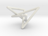 Figure-Eight Stick Knot 3d printed