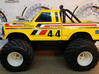 Servo Adaptor Radio Shack Dash 4x4 Off Roader 3d printed Made for this series of trucks