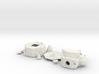 Lunar Module - Versatile Plastic Parts 3d printed