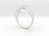 anello ico 3d printed