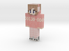 Winxed   Minecraft toy 3d printed