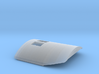 HO Scale Reading T1 Cab Roof Assembly 3d printed