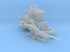 1/96 6-pdr (57mm)/7cwt QF MKIIA Aft (MTB) 3d printed 1/96 6-pdr (57mm)/7cwt QF MKIIA Aft (MTB)
