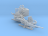 1/144 6-pdr (57mm)/7cwt QF MKIIA Aft (MTB) 3d printed 1/144 6-pdr (57mm)/7cwt QF MKIIA Aft (MTB)