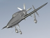 1/220 scale Kyushu J7W1 Shinden WWII fighters x 2 3d printed