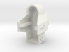 MP5 GBB End Cap for AR15 Buffer Tube V2 3d printed