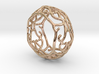 Ivy Ring 3d printed