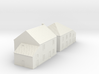 1/350 Village Houses 6 3d printed