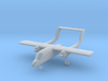 Rockwell OV-10 Bronco - 1:100scale 3d printed