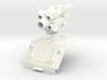 28mm Death Hand rocket 3d printed