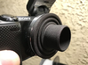 """Sony E-Mount to 1.25"""" Telescope Adapter 3d printed Excellent fit"""