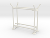10' Fence Frame - 90 deg R/Out 3d printed Part # CL-10-008