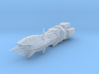 "Custom Imperial cruiser ""Talaris"" 3d printed"