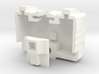 Siege Deluxe Class COG Add On Kit ( Back parts) 3d printed