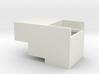 Intermountain HO ES44DC Front Speaker Enclosure 3d printed